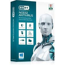 Eset NOD32 Antivirus 2020 Latest Version - 1 PC, 1Years (Email Delivery in 2 Hours - No CD)